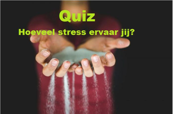 Hoeveel stress ervaar jij?